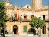 Fachada Ayuntamiento de Lora del Río