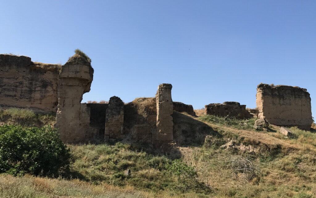 Restos del Castillo de Lora del Río