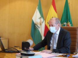 Fernando Rodriguez Villalobos, Presidente Diputación de Sevilla
