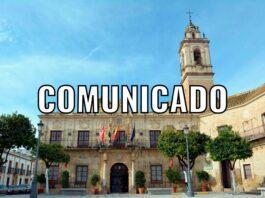 Comunicado del PSOE sobre la comisión informativa celebrada ayer para explicar la pérdida de una subvención de 236.000 euros