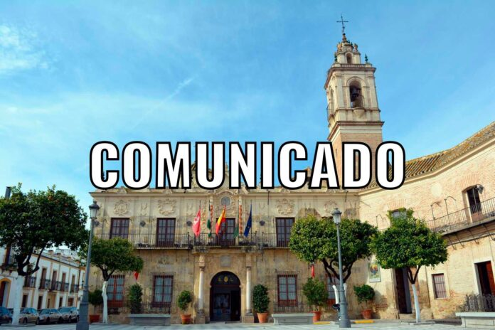 Comunicado del PSOE de Lora del Río