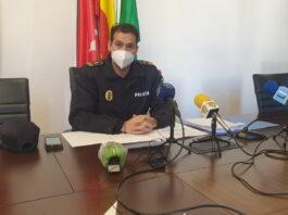 La mayor parte de las denuncias en los controles policiales de vehículos en Lora del Río son por incumplimiento de la normativa en cuanto al número de ocupantes