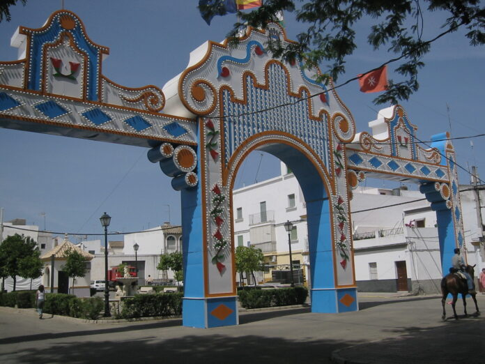 Portada de Feria de Lora del Río