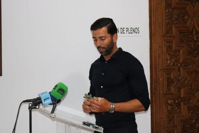 El loreño José Ángel Crespo
