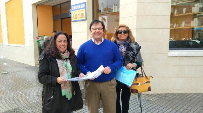 Álvaro Fernández es cesado como Presidente del PP de Lora del Río y suspendido de militancia