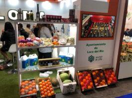 El Ayuntamiento de Lora del Río y 11 empresas de la localidad participan en 'Fruit Attraction 2021'